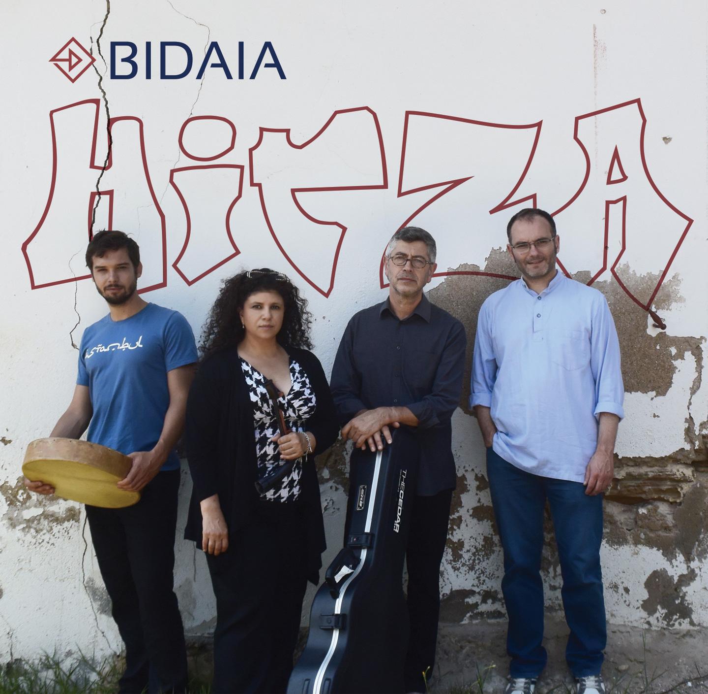 Bidaia - Hitza