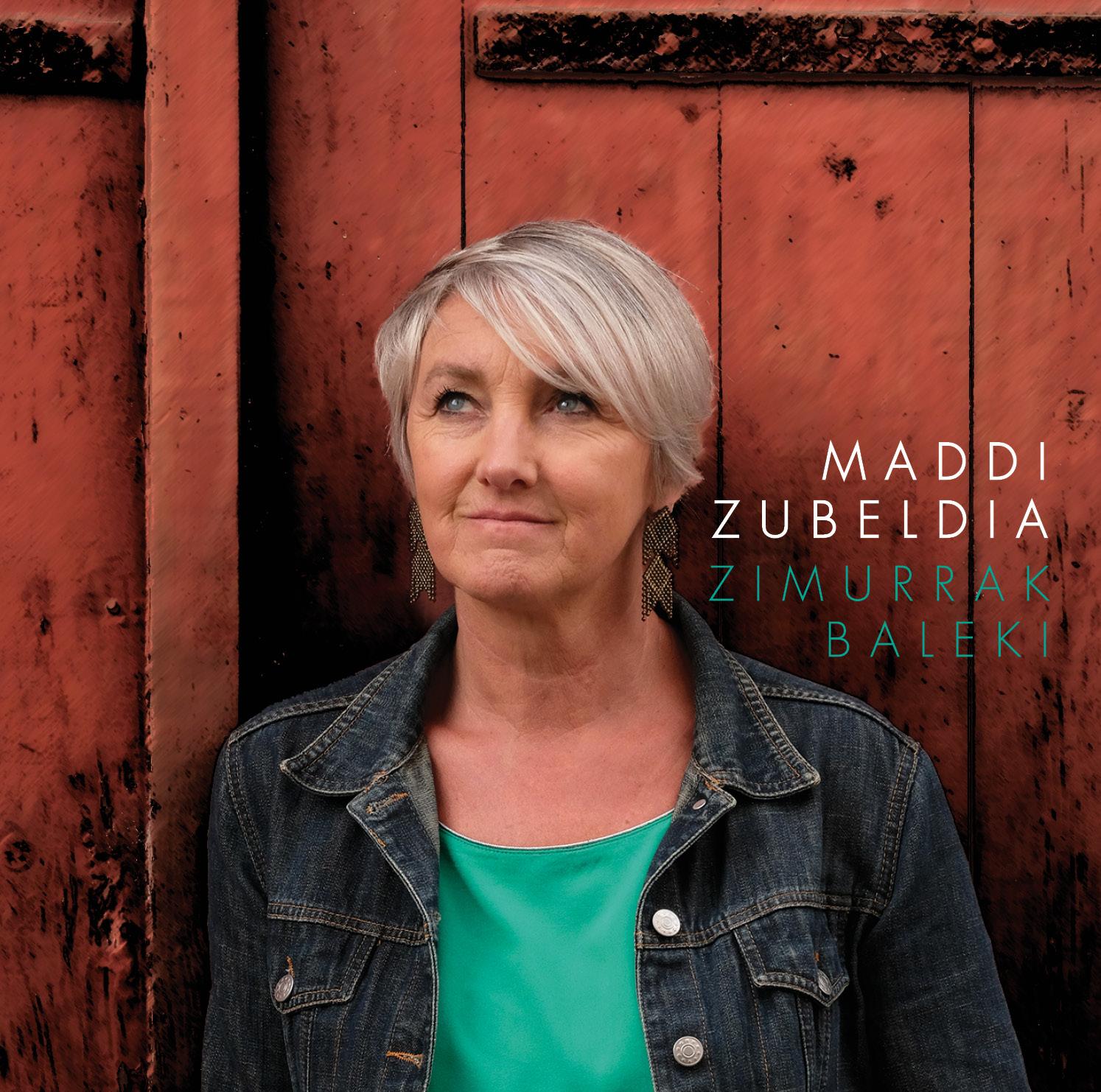 Maddi Zubeldia - Zimurrak baleki